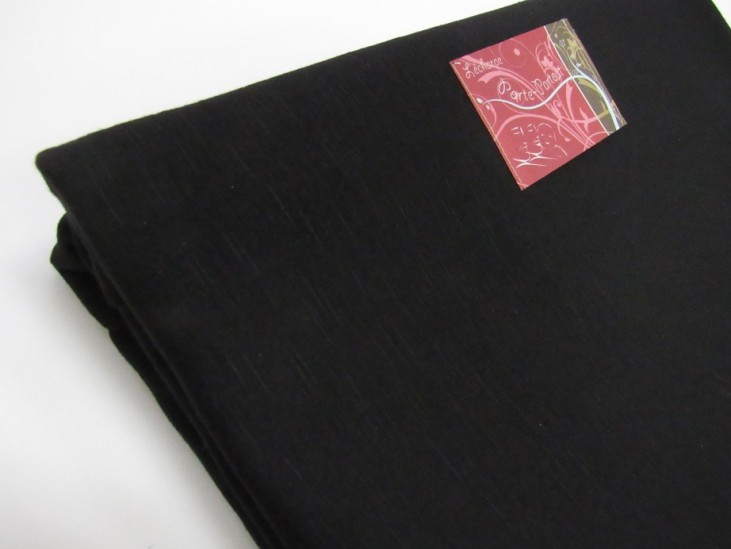 Écharpe extensible noire