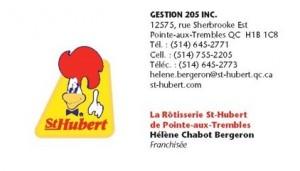 Rôtisserie St-Hubert de Pointe-aux-Trembles
